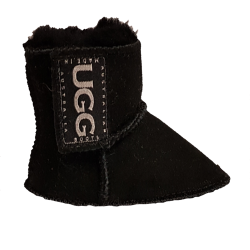Baby Ugg Boots Black Colour