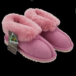 Princess Ugg Slipper Pink side