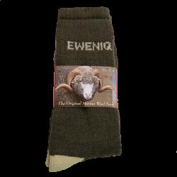 Khaki Eweniq Merino Socks