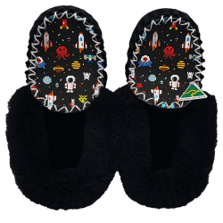 Spaced Out Moccasins
