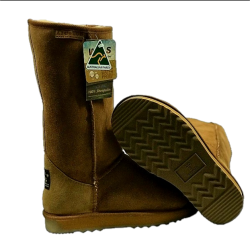 Classic Tall Sheepskin Ugg Boots Chestnut