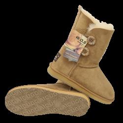 2 Button Sheepskin Ugg Boots