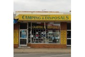 Footbridge Camping & Disposals